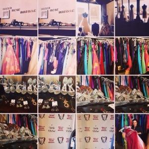 bella rose prom 2015 collage