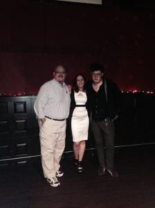 ed, me and james boyd
