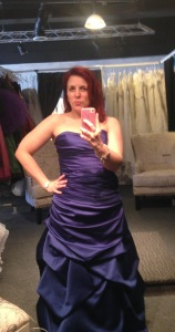 me blue gown prom 2015